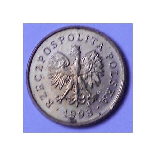 POLAND 1 Grosz 1993