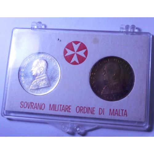 S.M.O.M. Set coins 1978