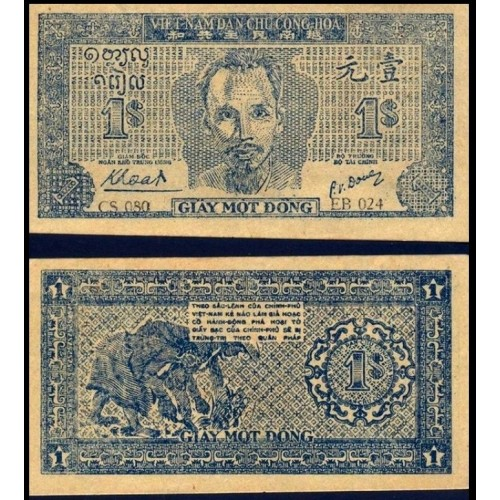 VIET NAM 1 Dong 1947
