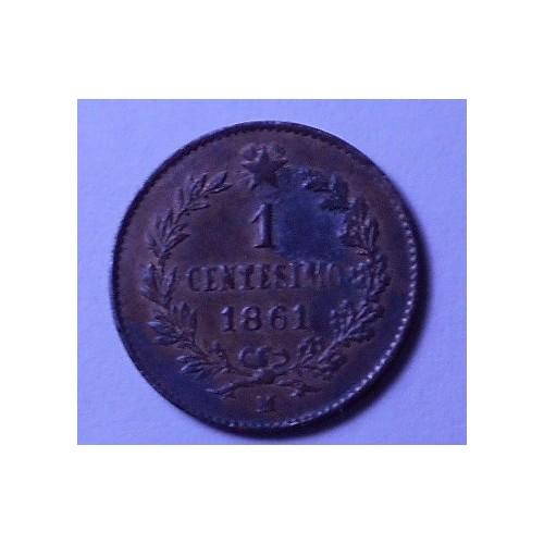 1 Centesimo 1861 M