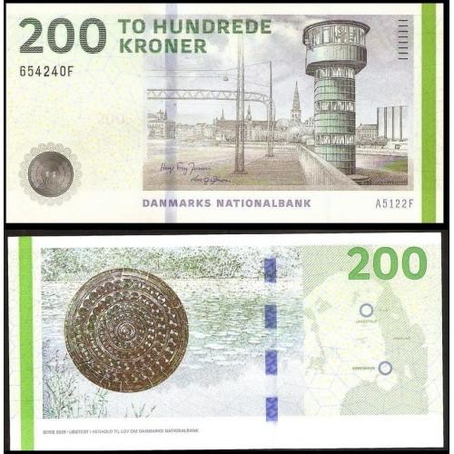 DENMARK 200 Kroner 2012