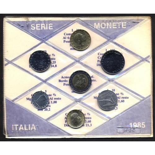 MINI SERIE DIVISIONALE 1985