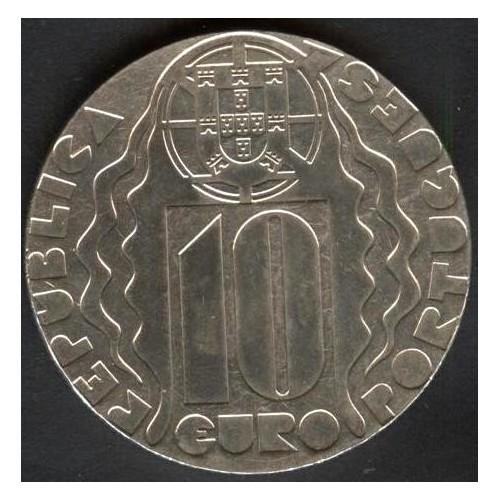 PORTUGAL 10 Euro 2004 AG...