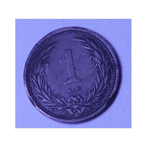 HUNGARY 1 Filler 1902