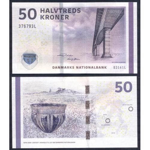 DENMARK 50 Kroner 2014