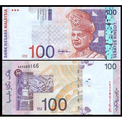 MALAYSIA 100 Ringgit 2001