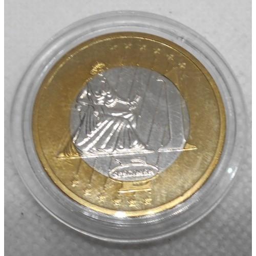 MONACO 1 Euro 1999...