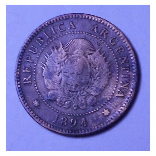 ARGENTINA 1 Centavo 1894