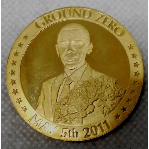 Medal Barack Obama Ground...