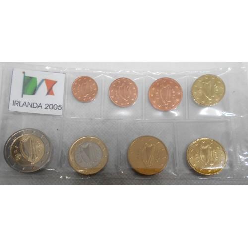 IRELAND Set 2005 Euro