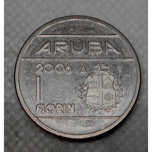 ARUBA 1 Florin 2006