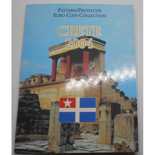 CRETE Set 2004 Euro...