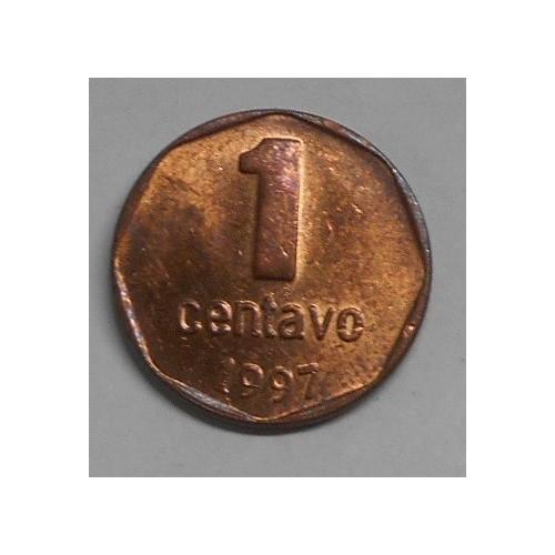 ARGENTINA 1 Centavo 1997
