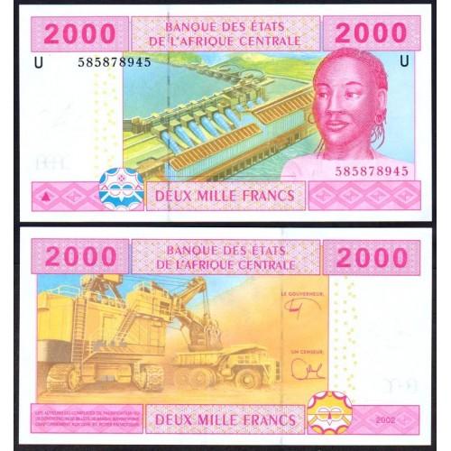 CAMEROUN (C.A.S.) 2000...