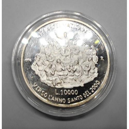VATICANO 10.000 Lire 1996...