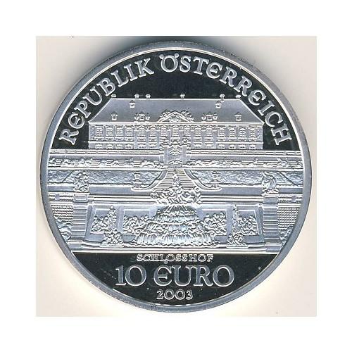 AUSTRIA 10 Euro 2003...