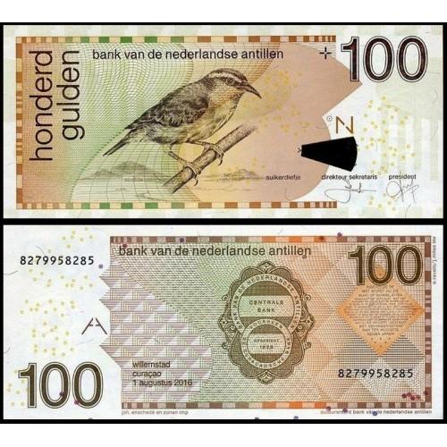 NETHERLANDS ANTILLES 100...
