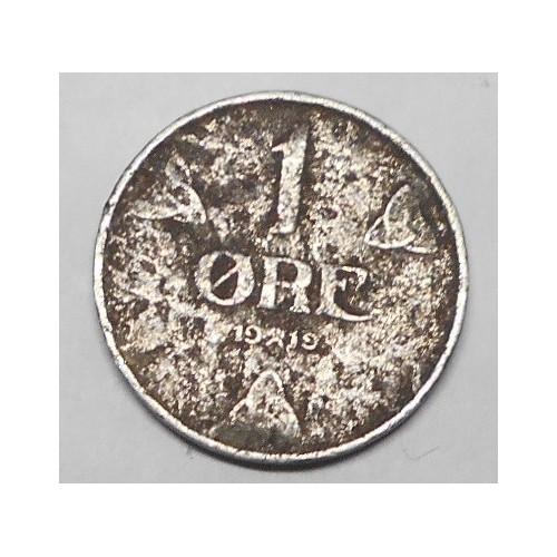 NORWAY 1 Ore 1919