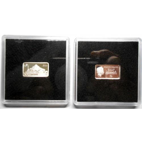 SOLOMON ISLANDS 1/2 Dollar...