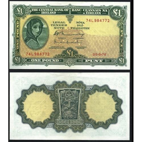 IRELAND 1 Pound 1976