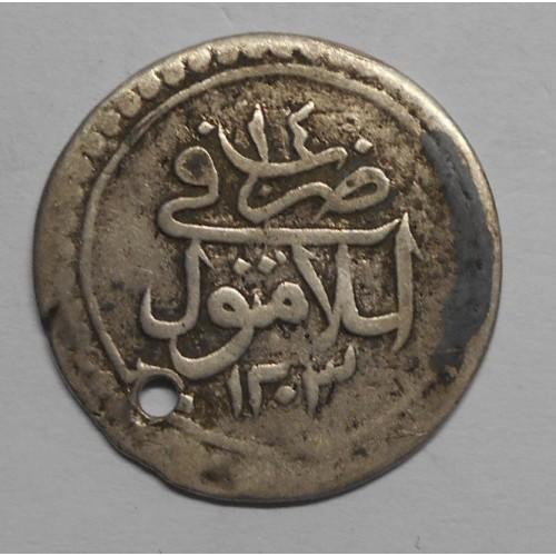 TURKEY 10 Para AH 1203/14...