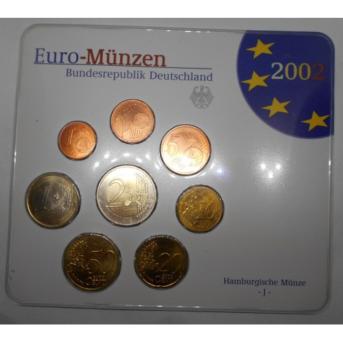 GERMANY Set Official Euro...