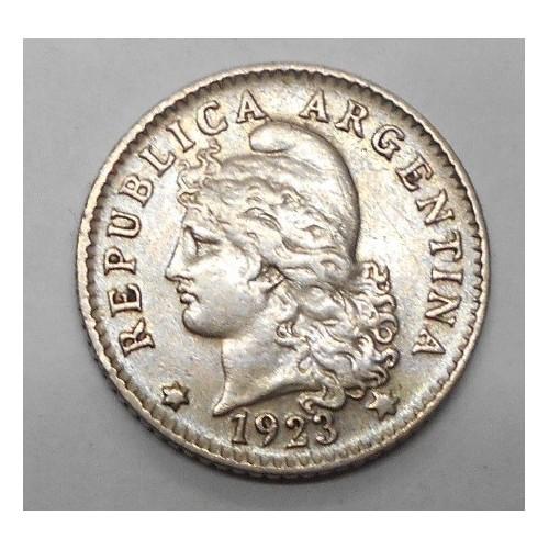 ARGENTINA 5 Centavos 1923