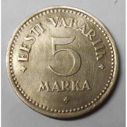 ESTONIA 5 Marka 1924