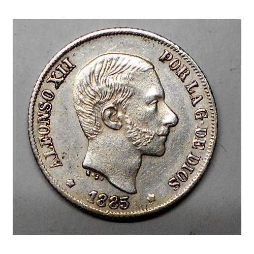 PHILIPPINES 10 Centavos...