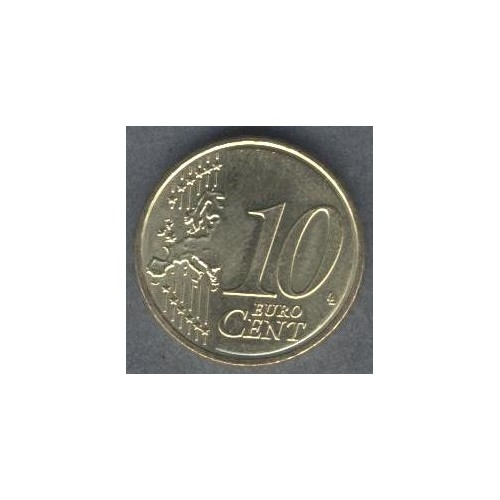 LUXEMBOURG 10 Euro Cent 2020