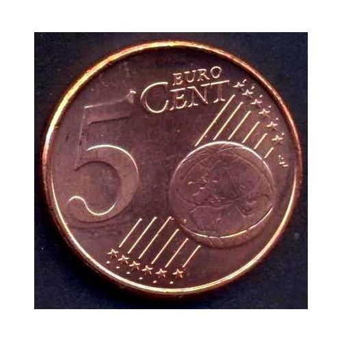 LUXEMBOURG 5 Euro Cent 2020
