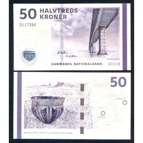 DENMARK 50 Kroner 2011