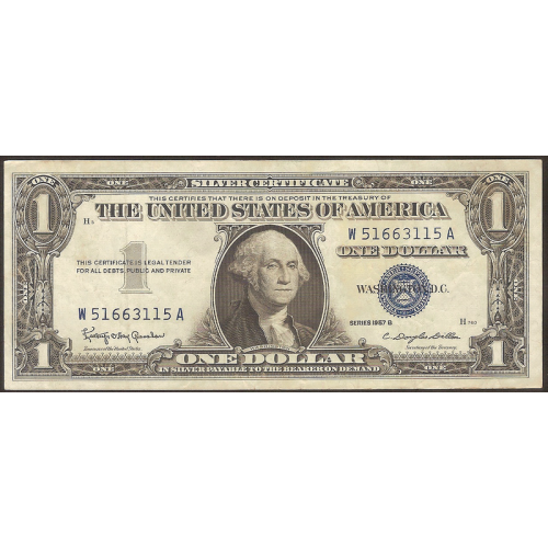 USA 1 Dollar Silver...