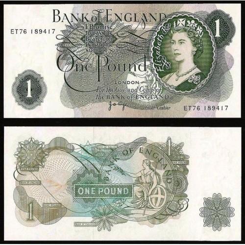 GREAT BRITAIN 1 Pound 1970
