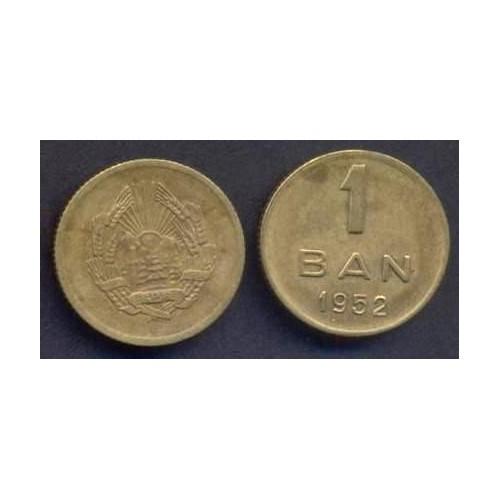 ROMANIA 1 Ban 1952