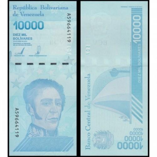 VENEZUELA 10.000 Bolivares...