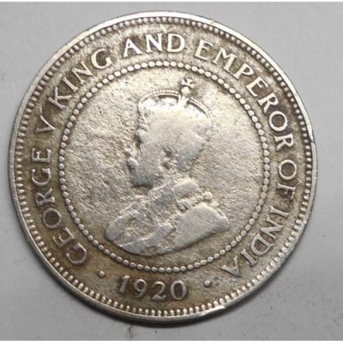JAMAICA 1/2 Penny 1920