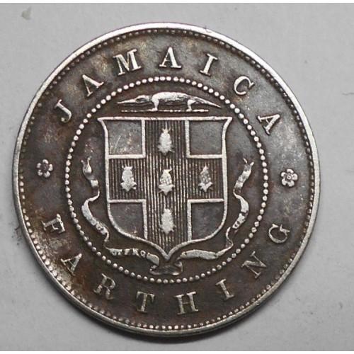 JAMAICA 1 Farthing 1934