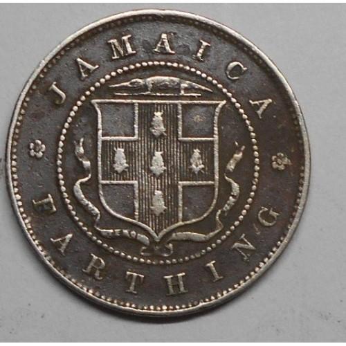 JAMAICA 1 Farthing 1932