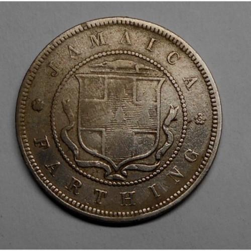 JAMAICA 1 Farthing 1889