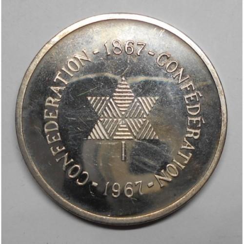 Medal CANADA Confederation...
