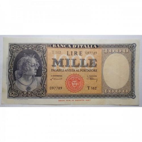 1000 Lire Medusa 1948