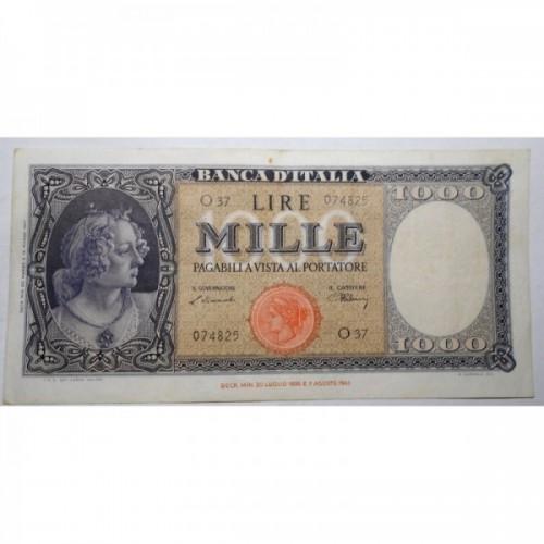 1000 Lire Testina 1947