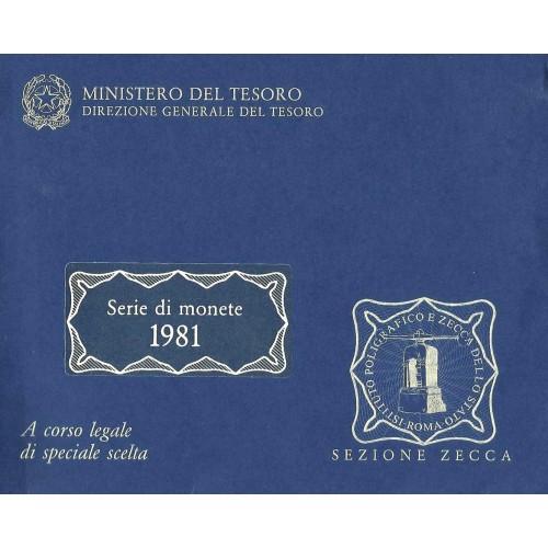 SERIE DIVISIONALE 1981