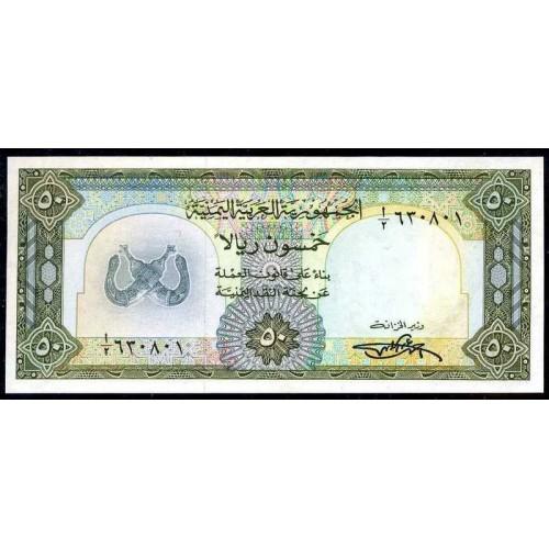 YEMEN ARAB REPUBLIC 50...