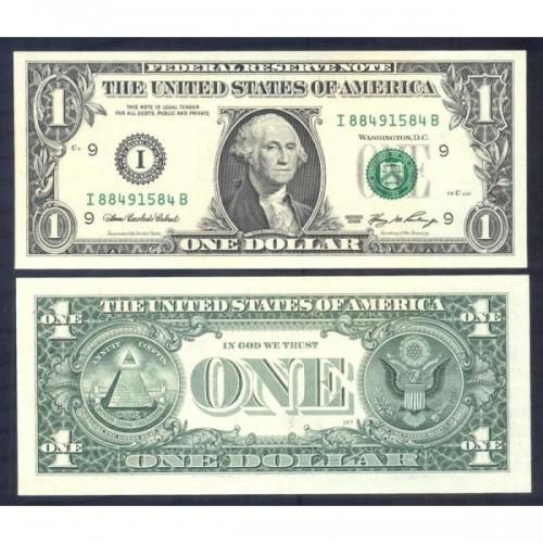 USA 1 Dollar 2006 Series I