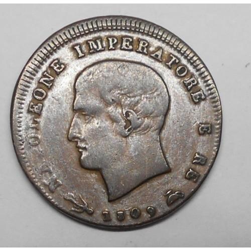 NAPOLEONE 3 Centesimo 1809 V