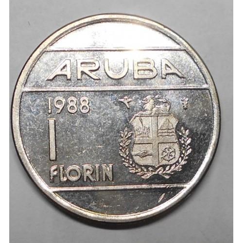 ARUBA 1 Florin 1988