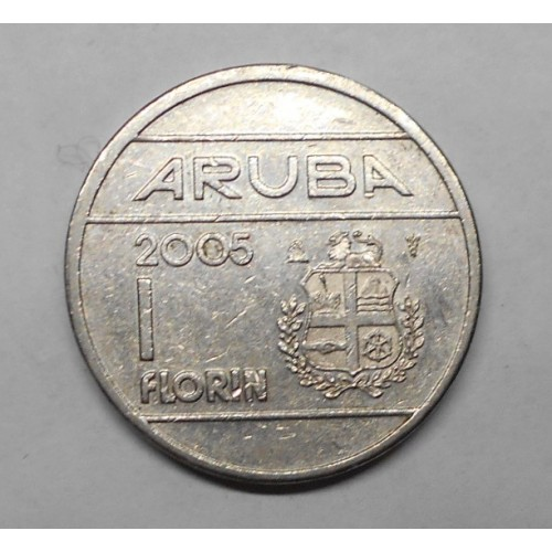 ARUBA 1 Florin 2005