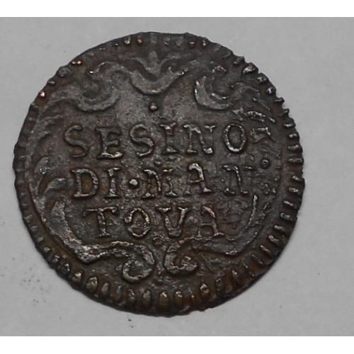 Mantova 1 Sesino 1733
